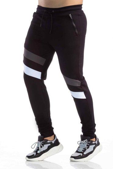Jogger 7129 negro Gimnastic Hobby
